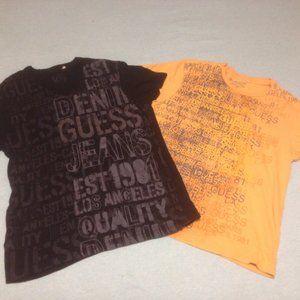 Bundle of (LG) Guess T-shirts
